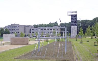 Hindernisbaan Koning Willem III kazerne