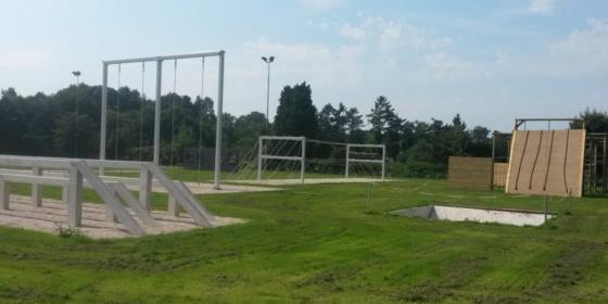 Hindernisbaan Landstede Harderwijk